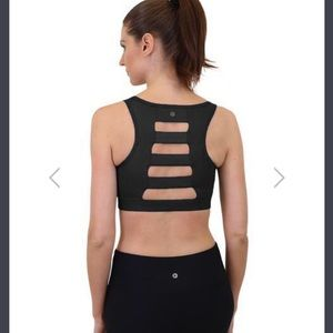 90 Degrees Ladderback Sports Bra